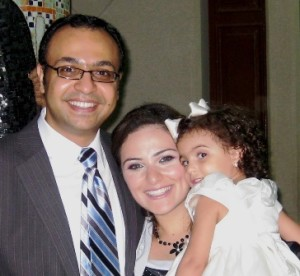 Dr. Beshay and Family