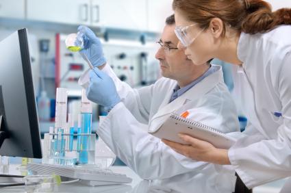 fertility lab, infertility testing